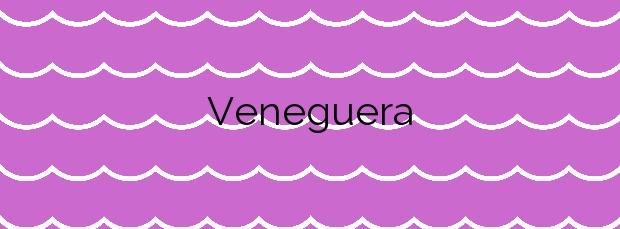 Información de la Playa Veneguera en Mogán