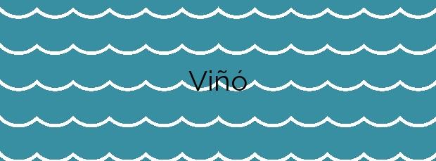 Información de la Playa Viñó en Cangas