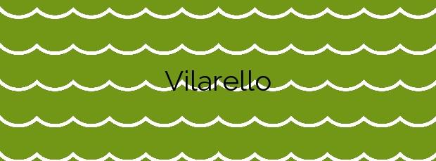 Información de la Playa Vilarello en Valga