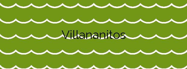 Información de la Playa Villananitos en San Pedro del Pinatar