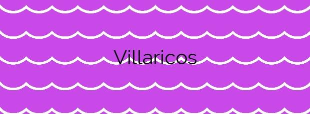 Información de la Playa Villaricos en Cuevas del Almanzora