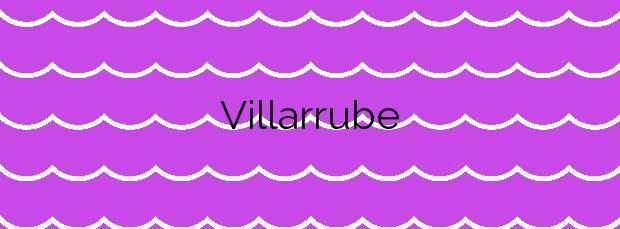 Información de la Playa Villarrube en Valdoviño