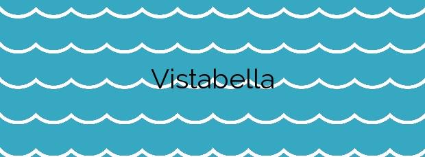Información de la Playa Vistabella en Valencia