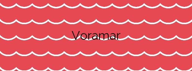 Información de la Playa Voramar en Benicasim