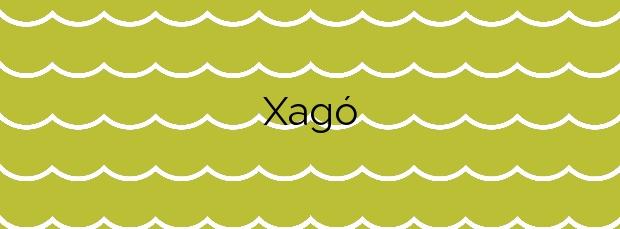 Información de la Playa Xagó en Gozón