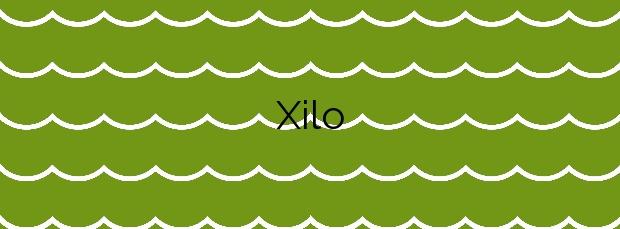 Información de la Playa Xilo en Muros de Nalón