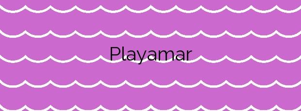Información de la Playamar en Torremolinos