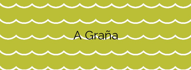 Información de la Playa A Graña en Ferrol