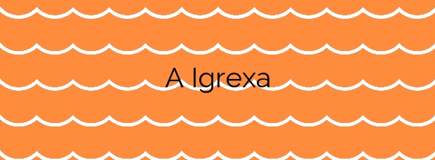 Información de la Playa A Igrexa en Vilanova de Arousa