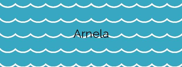 Información de la Playa Arnela en Sada