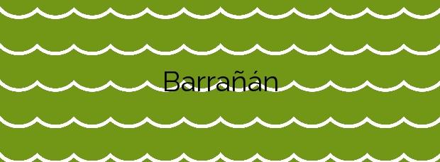 Información de la Playa Barrañán en Arteixo