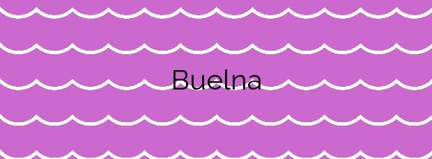 Información de la Playa Buelna en Llanes