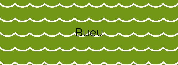 Información de la Playa Bueu en Bueu