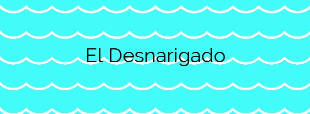 Información de la Playa El Desnarigado en Ceuta