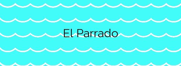 Información de la Playa El Parrado en Yaiza