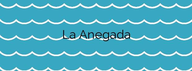 Información de la Playa La Anegada en Cádiz