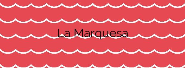 Información de la Playa La Marquesa en Deltebre