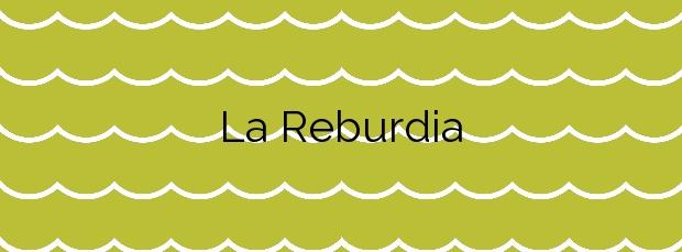 Información de la Playa La Reburdia en Tapia de Casariego