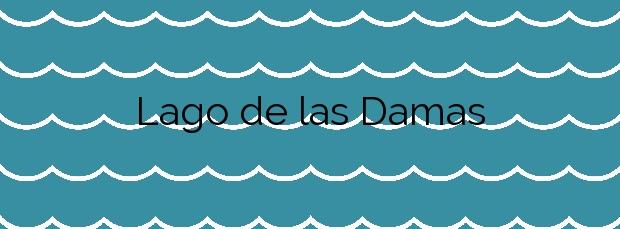 Información de la Playa Lago de las Damas en Tazacorte