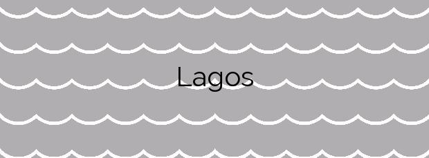 Información de la Playa Lagos en Bueu