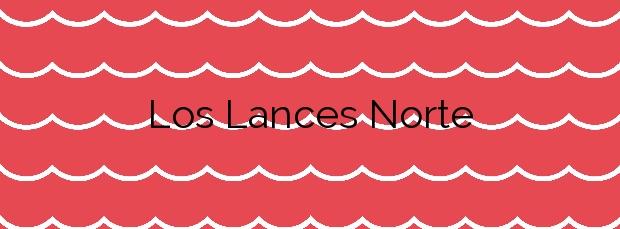 Información de la Playa Los Lances Norte en Tarifa