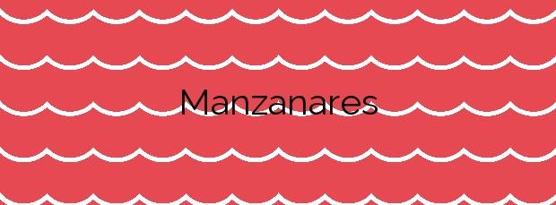 Información de la Playa Manzanares en Los Alcázares