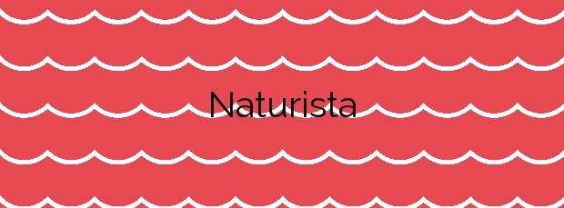 Información de la Playa Naturista en El Prat de Llobregat