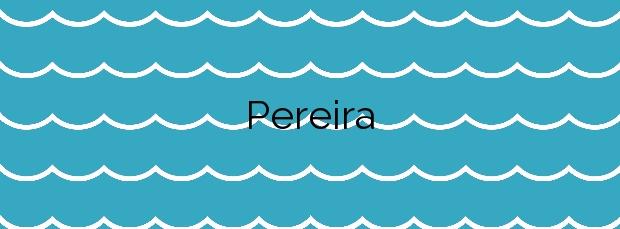 Información de la Playa Pereira en O Vicedo