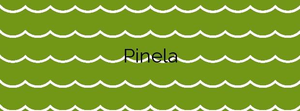 Información de la Playa Pinela en Poio