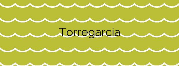 Información de la Playa Torregarcía en Almería