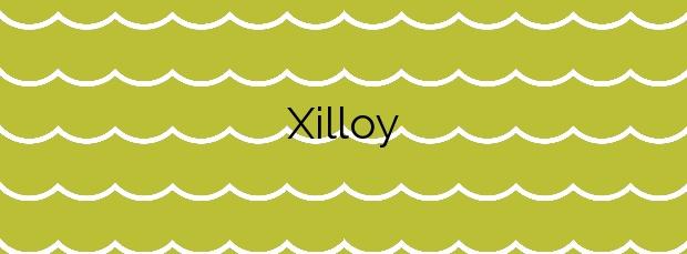 Información de la Playa Xilloy en O Vicedo