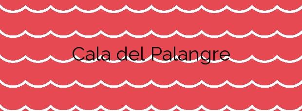 Información de la Cala del Palangre en Torrevieja