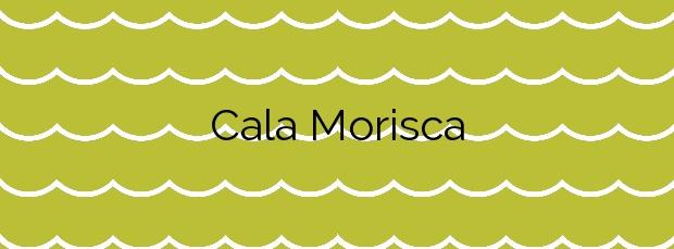 Información de la Cala Morisca en Sitges