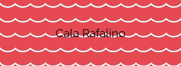 Información de la Cala Rafalino en Manacor
