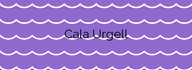 Información de la Cala Urgell en Sant Feliu de Guíxols