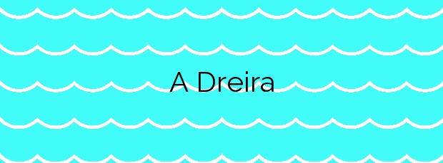 Información de la Playa A Dreira en Marín