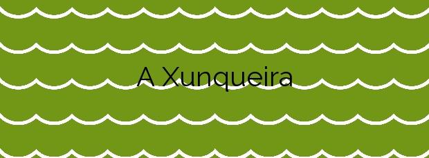 Información de la Playa A Xunqueira en Soutomaior