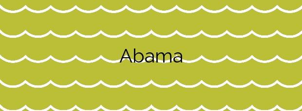 Información de la Playa Abama en Guía de Isora