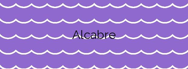 Información de la Playa Alcabre en Vigo