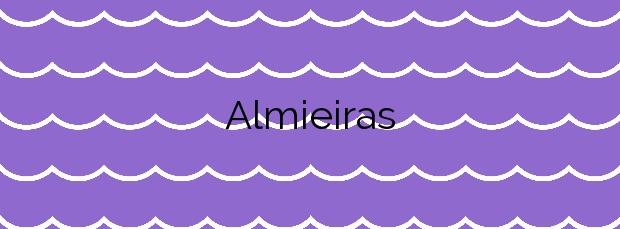Información de la Playa Almieiras en Fene