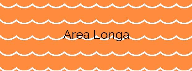 Información de la Playa Area Longa en Porto do Son