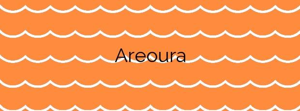 Información de la Playa Areoura en Foz