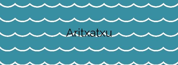 Información de la Playa Aritxatxu en Bermeo