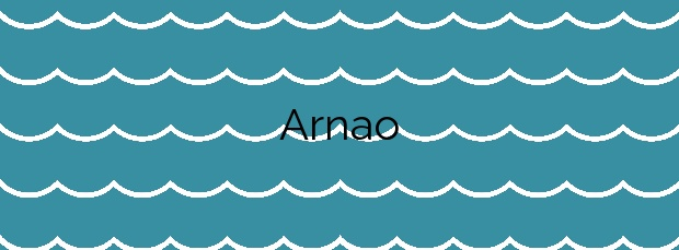 Información de la Playa Arnao en Castrillón