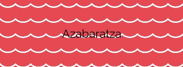 Información de la Playa Azabaratza en Pasaia