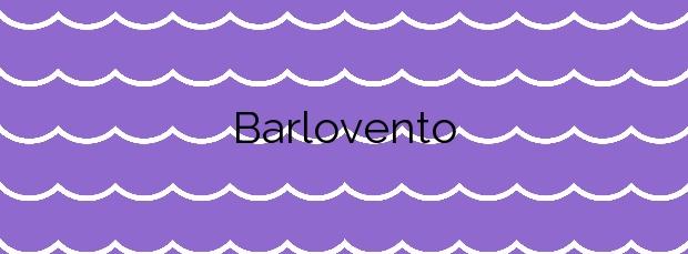 Información de la Playa Barlovento en Teguise
