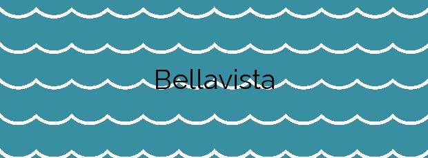 Información de la Playa Bellavista en San Javier