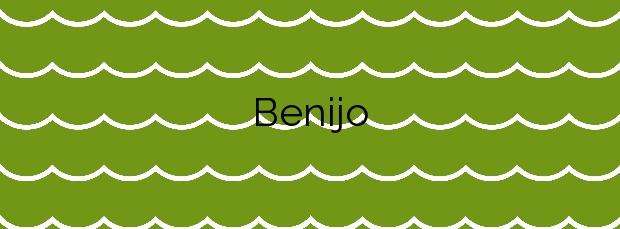 Información de la Playa Benijo en Santa Cruz de Tenerife