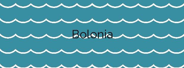 Información de la Playa Bolonia en Tarifa