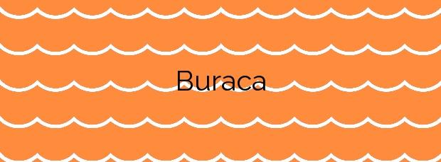 Información de la Playa Buraca en Vigo